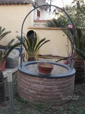 Pozzo da giardino posot class for Pozzo da giardino decorativo