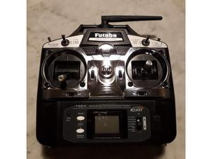 Radio futaba t6ex 2.4ghz