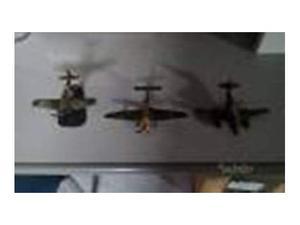 Stock 15 modelli 2 guerra mondiale aerei aerei edicola