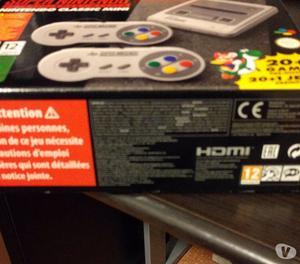 Super Nintendo classic Mini Nuovo Mai Aperto