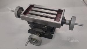 Fresa celli hf 160 a spostamento idraulico posot class - Tavola a croce per trapano ...