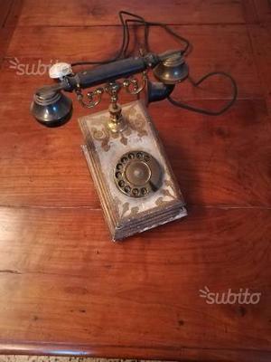 Telefono a cornetta Vintage