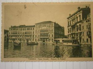Venezia Cà Foscari