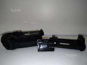 Battery grip per Nikon d800, d800e, d810