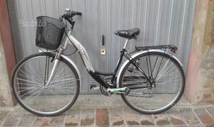 Bici city bike con marce