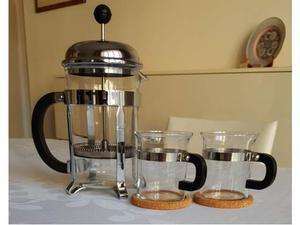 Bodum ⤽Chambord⤝ caffettiera e 2 tazze, originale