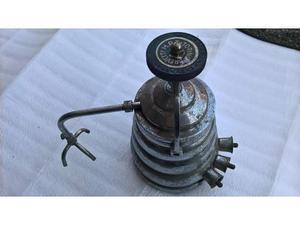 Caffettiera bollitore 4 tazze m.r.t torino elettrica vintage