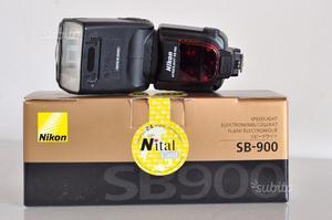 Flash Nikon SB900 Nital