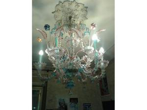 Lampadario Antico Murano : Vendo lampadario di murano antico posot class