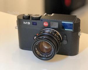 Leica M9 + Leica 50mm summicron f2