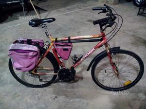 MB trasformata in Turing per bicicletta pieghevole