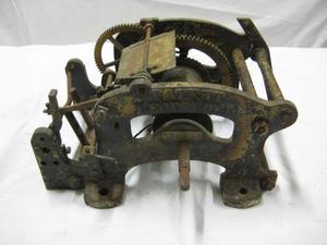 Meccanismo orologio da campanile leopolder