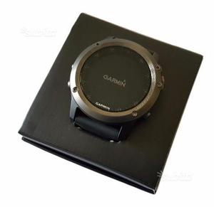 Orologio multisport Garmin Fenix 3 da scontrinare