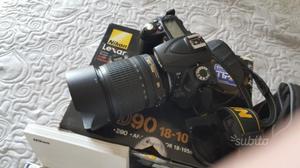Reflex Nikon D scatti Borsa Filtro