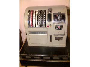Registratore di cassa RIV anni 60 Vintage