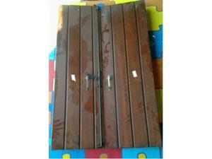 Scuri/balconi in legno