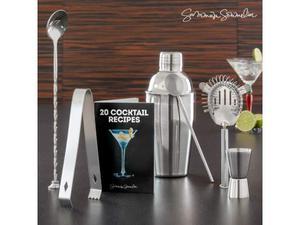 Set Da Cocktail Summum Sommelier (6 Pezzi)