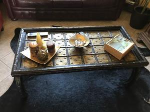 Tavolino da soggiorno etnico