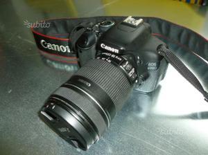 Canon Eos 600d +  mm + borsa