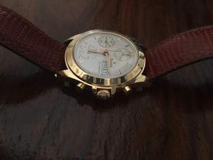 Cronografo BULOVA laminato oro ETA  molto bello