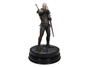 Dark horse witcher 3 wild hunt geralt statue statua