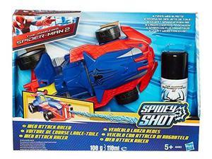 Hasbro AE27 - Spiderman Spider Strike Blast Racer