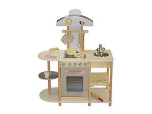 Liberty House Toys - Cucina giocattolo in legno, con