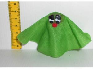 MULINO BIANCO spauracchio rarissimo anni 80 verde