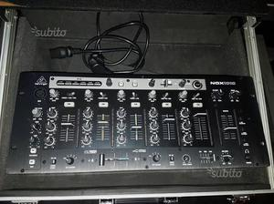 Mixer BEHRINGER NOX -MIXER PER DJ 5 CANALI USB