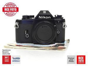Nikon EM Automatica a priorità di Apertura