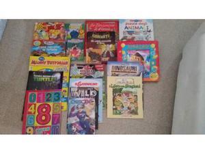 Stock libri e riviste per bambini