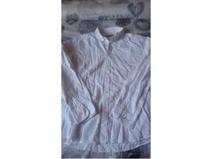 Camicia bianca taglia large
