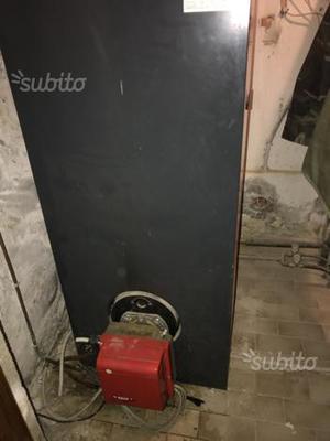 Impianto di riscaldamento a gasolio