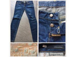 Jeans dsquared2 originali little squaw