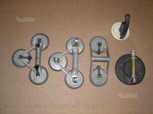 Sollevatore in alluminio con 2 ventose posot class - Ventose per piastrelle ...