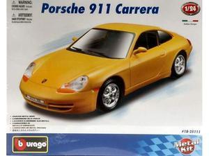 Bburago BU PORSCHE 911 CARRERA  KIT 1:24 Modellino