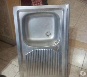 Lavelli in acciaio a 2 vasche e a 1 vasca