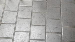 Pavè sichenia gres piastrelle pavimeno nero posot class