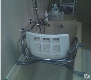 Bagno per disabili completo posot class - Sedia da bagno per disabili ...