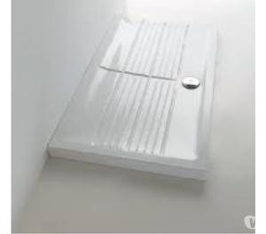 Tutto bagno Sanitari piatti doccia e pavimento perchiusura