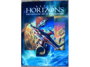 Alien horizons:the fantastic art of B.Eggleton Paper tiger