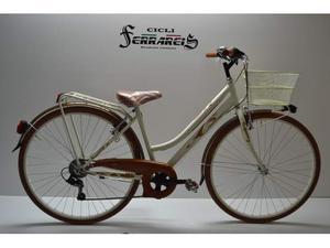 Bicicletta trekking olanda city bike passeggio 28 donna 6v