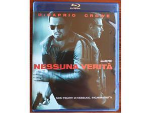 Blu-Ray NESSUNA VERITà | Di Caprio, Crowe