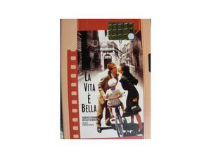 """Cassetta VHS del film """"LA VITA E' BELLA"""""""