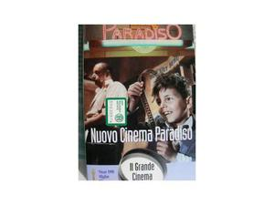 Cassetta vhs del film nuovo cinema paradiso