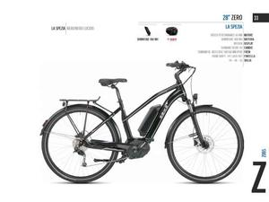 City bike uomo 28 ebike 28 zero la spezia