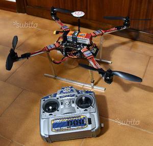 Drone dji naza radio batterie carica batteria gps