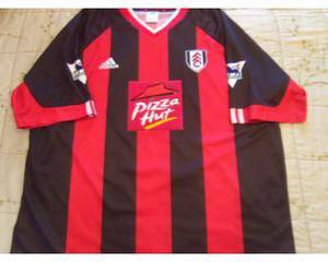 Maglia Fulham #15 Hayles, preparata, Premier League