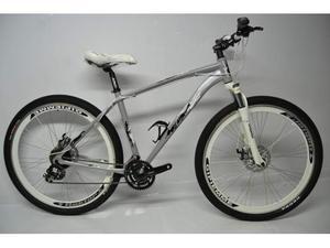 Mtb 29 grigio bici mtb 29 completamente personalizzabile
