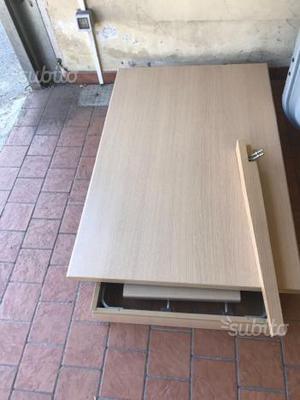 Tavolo allungabile con 4 sedie buone condizioni